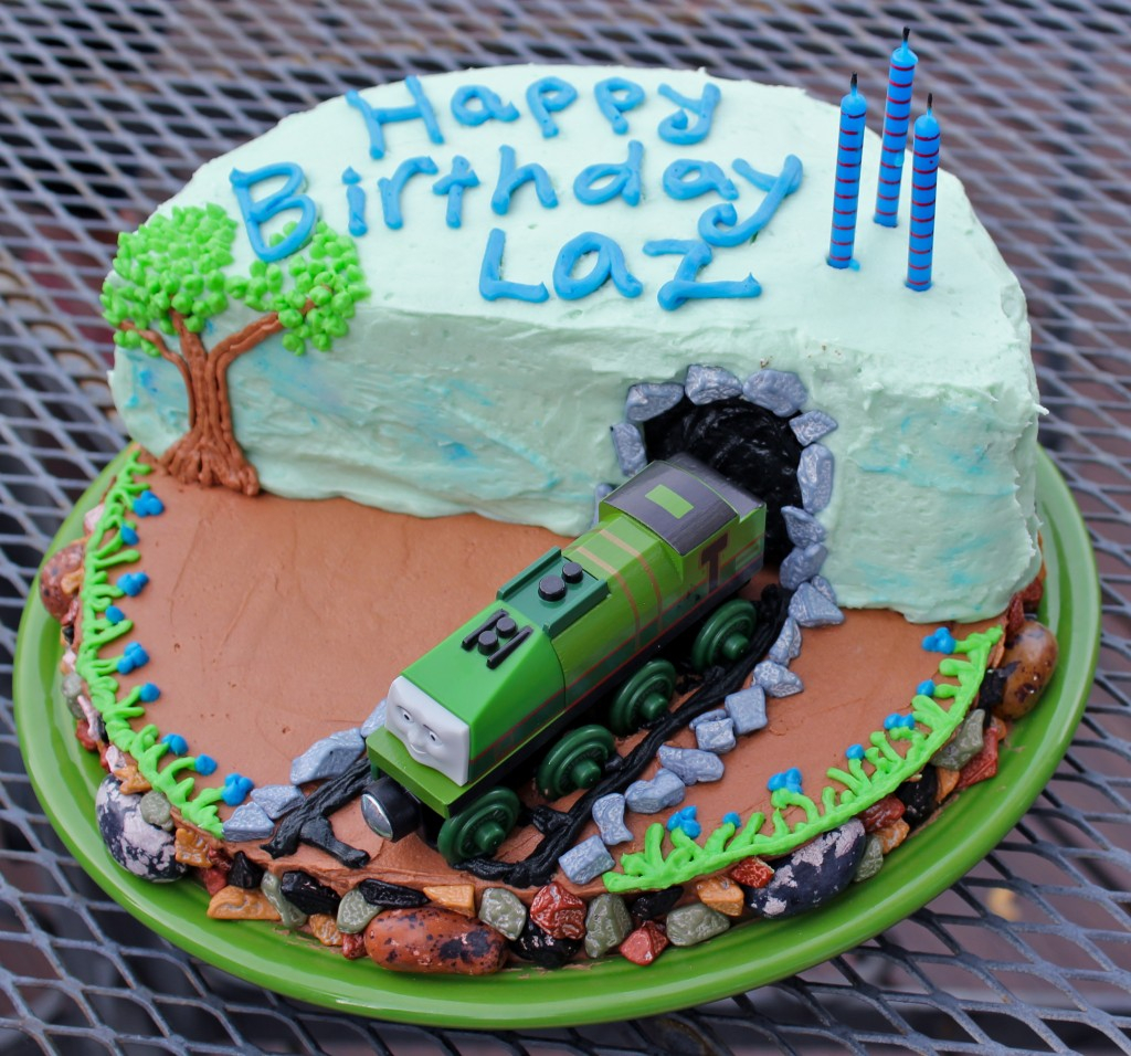 Train Birthday Cakes Little Cake Pinterest And