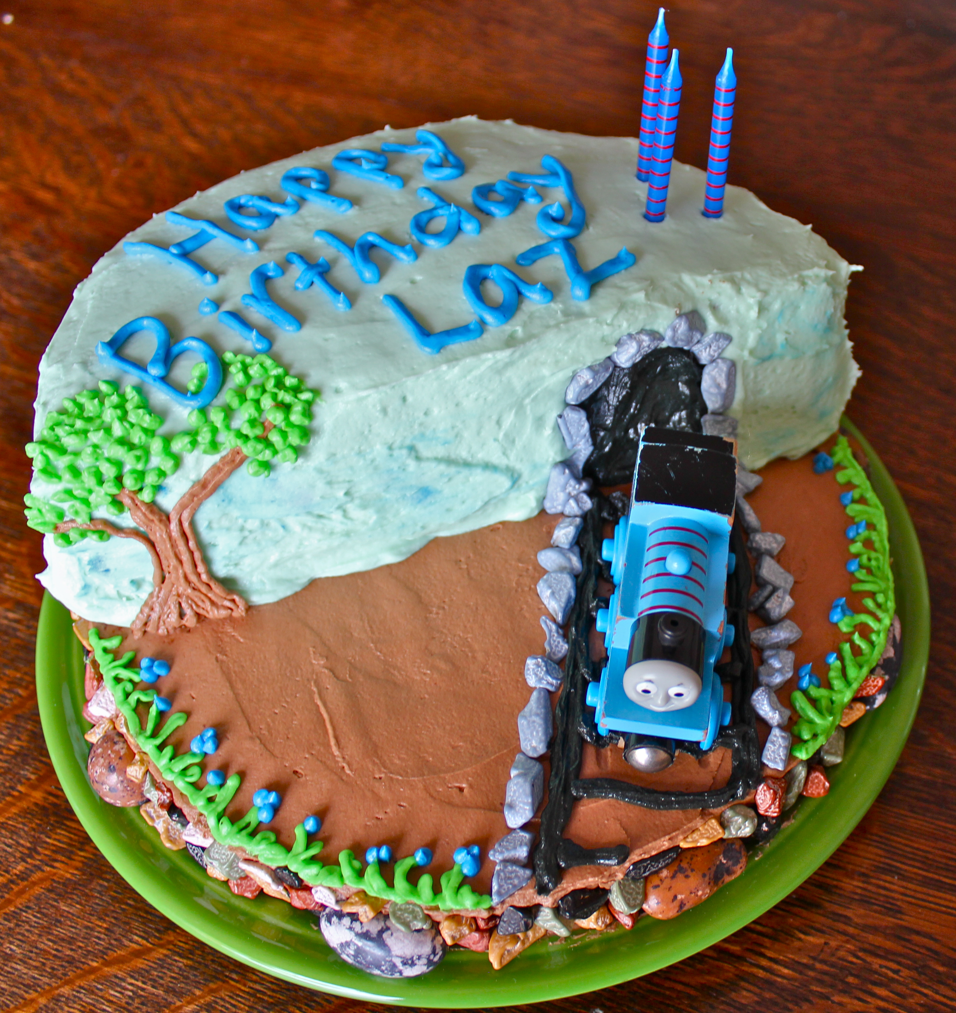 Train Birthday Cakes How To Make A Super Cool Thomas The Cake Off