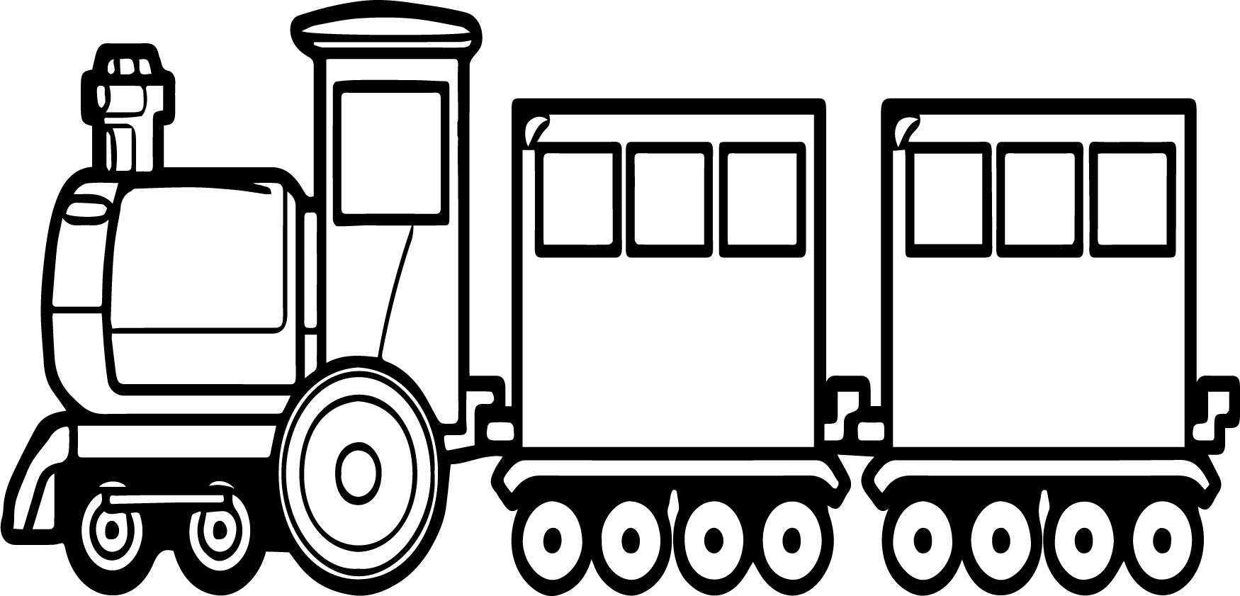 Train Coloring Pages Go Train Coloring Page Wecoloringpage