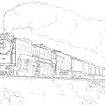 Train Coloring Pages Steam Train Coloring Pages 18467 Longlifefamilystudy