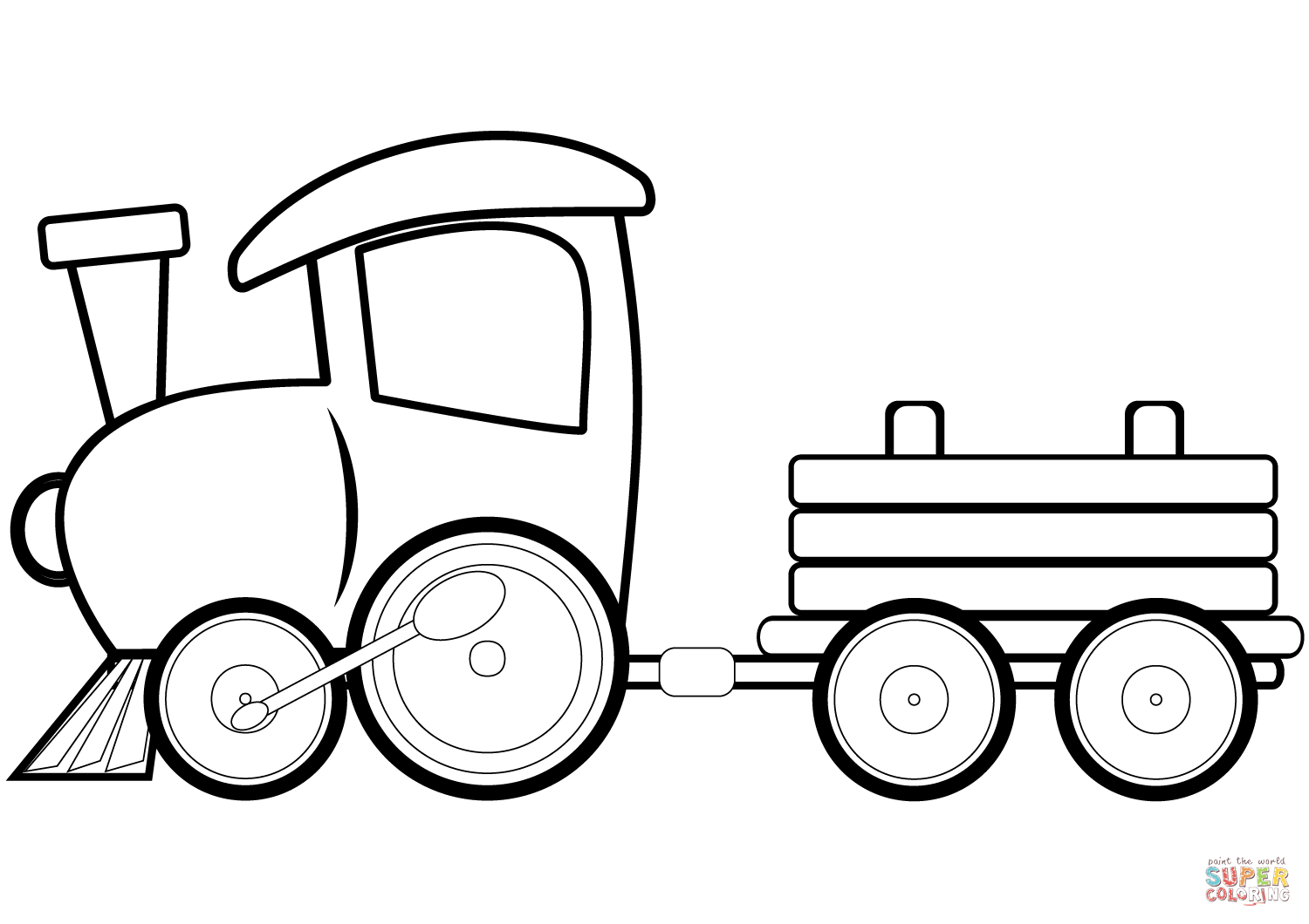 Train Coloring Pages Toy Train Coloring Page Free Printable Coloring Pages