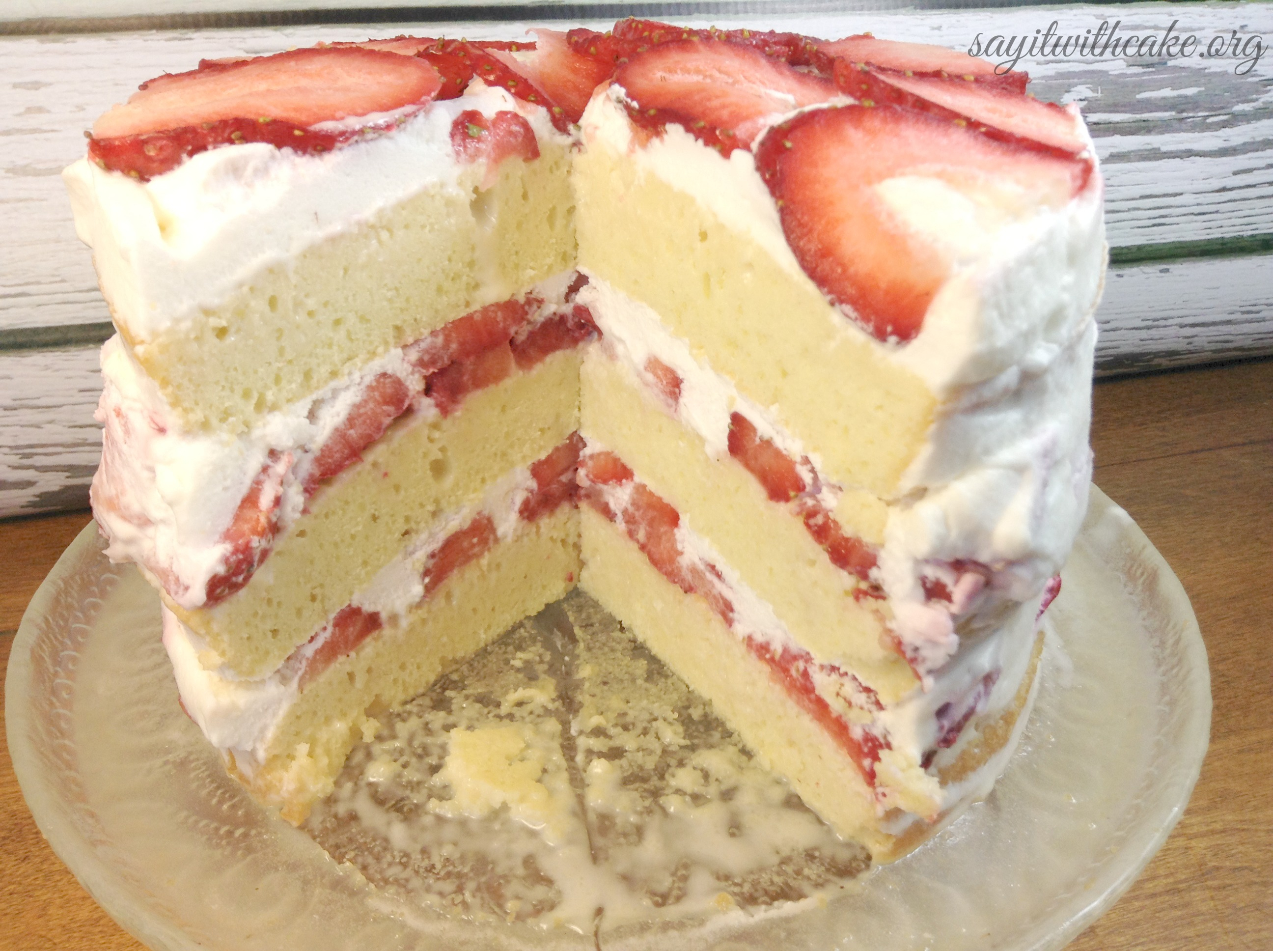 32+ Pretty Image of Tres Leches Birthday Cake