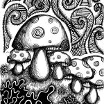 Trippy Coloring Pages In Trippy Coloring Pages Coloring Pages For Children