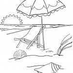 Umbrella Coloring Page Elegant Sun Umbrella Coloring Pages Viranculture