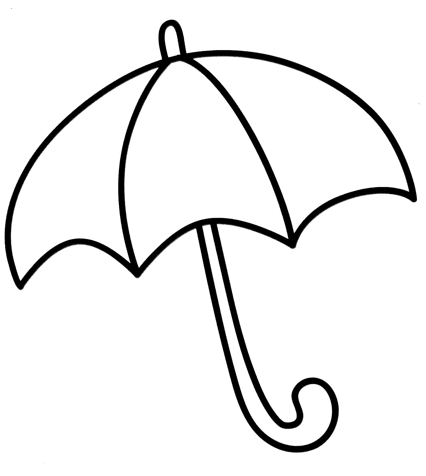 Umbrella Coloring Page Umbrella Coloring Page Free Download Best Umbrella Coloring Page