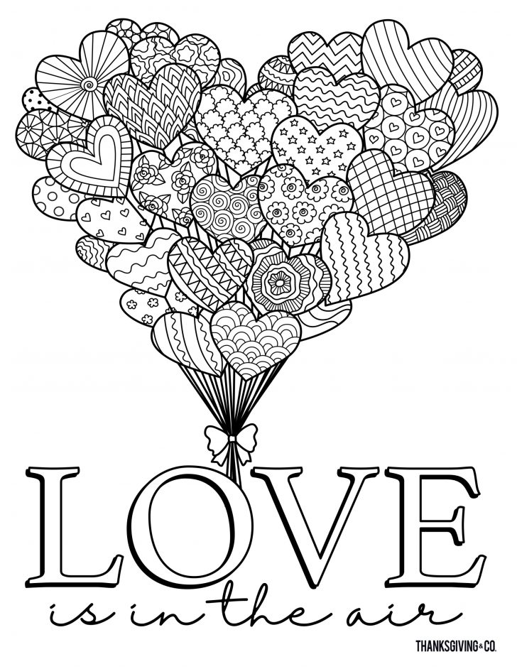 Valentines Day Coloring Pages For Adults Coloring Page 42 Valentines Day Coloring Pictures