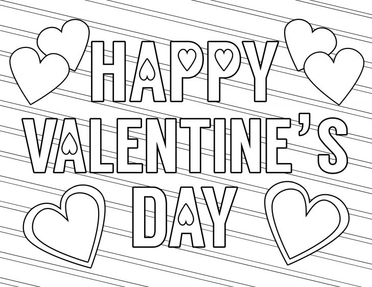 Valentines Day Coloring Pages For Adults Coloring Page Valentines Coloring Cards St Day Card Page