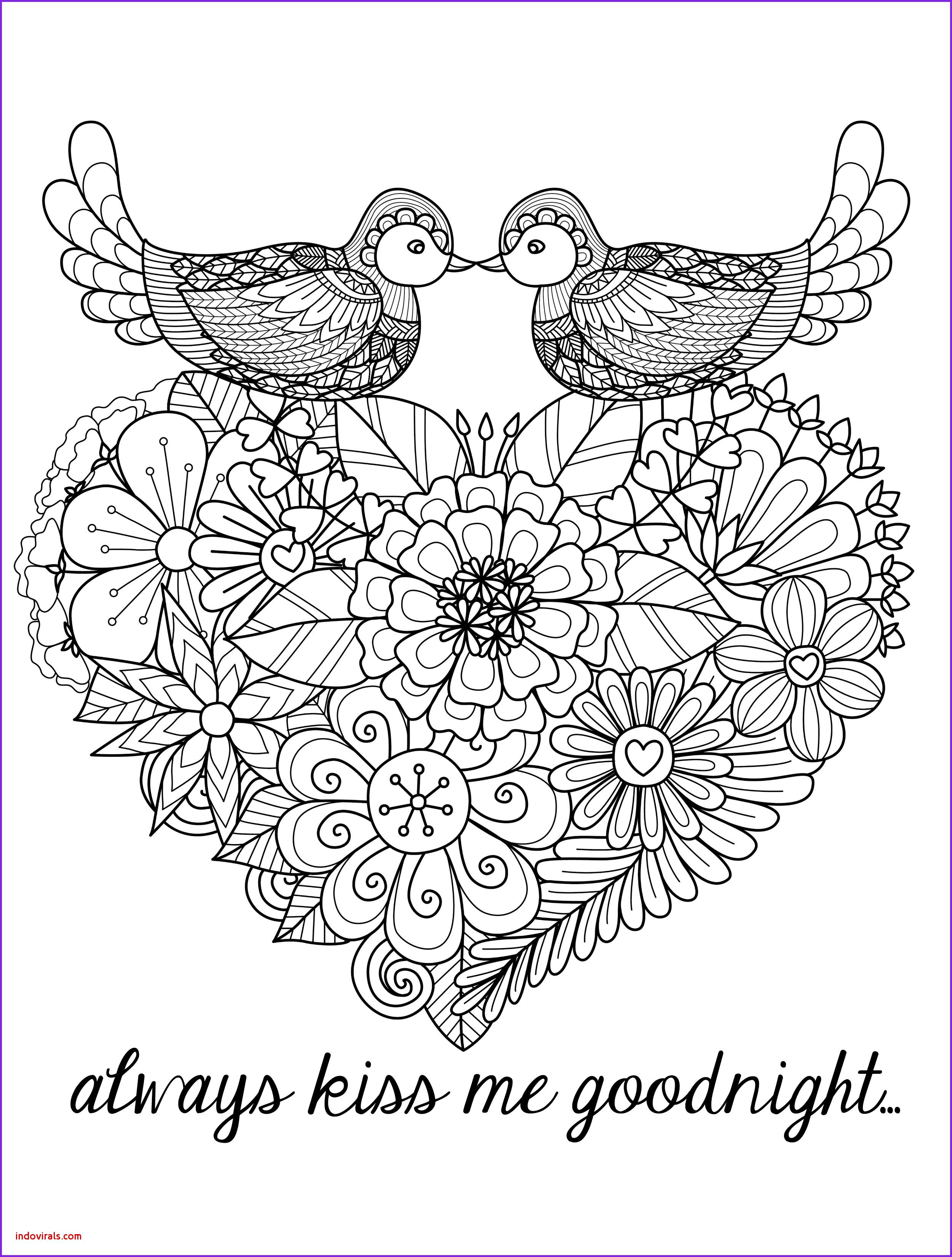 Valentines Day Coloring Pages For Adults Lovely Valentines Day Coloring Pages For Adults Concept Coloring Page