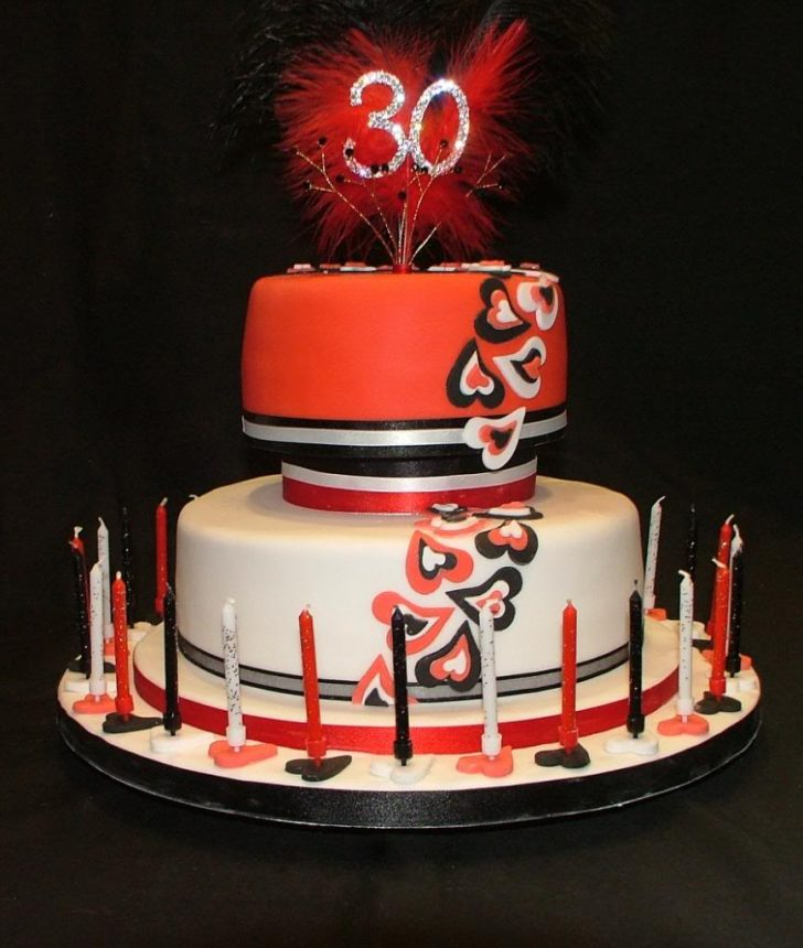 Women's Birthday Cake Ideas 30th Birthday Cake Ideas For Women 558 Wedding Academy Creative