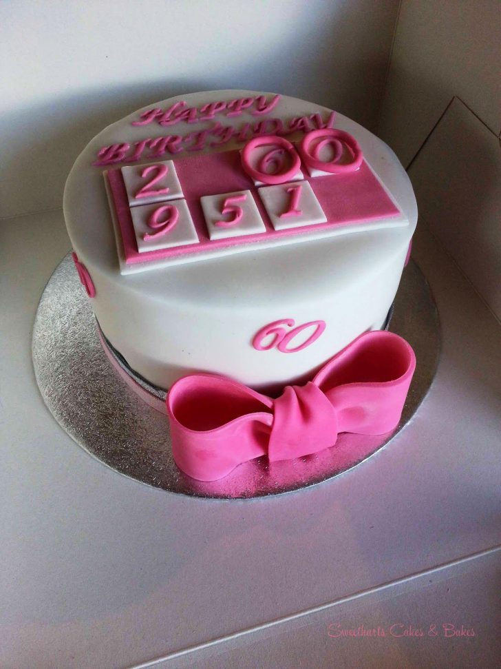 Women's Birthday Cake Ideas 60th Birthday Cakes Women Protoblogr Design 60th Birthday Cakes