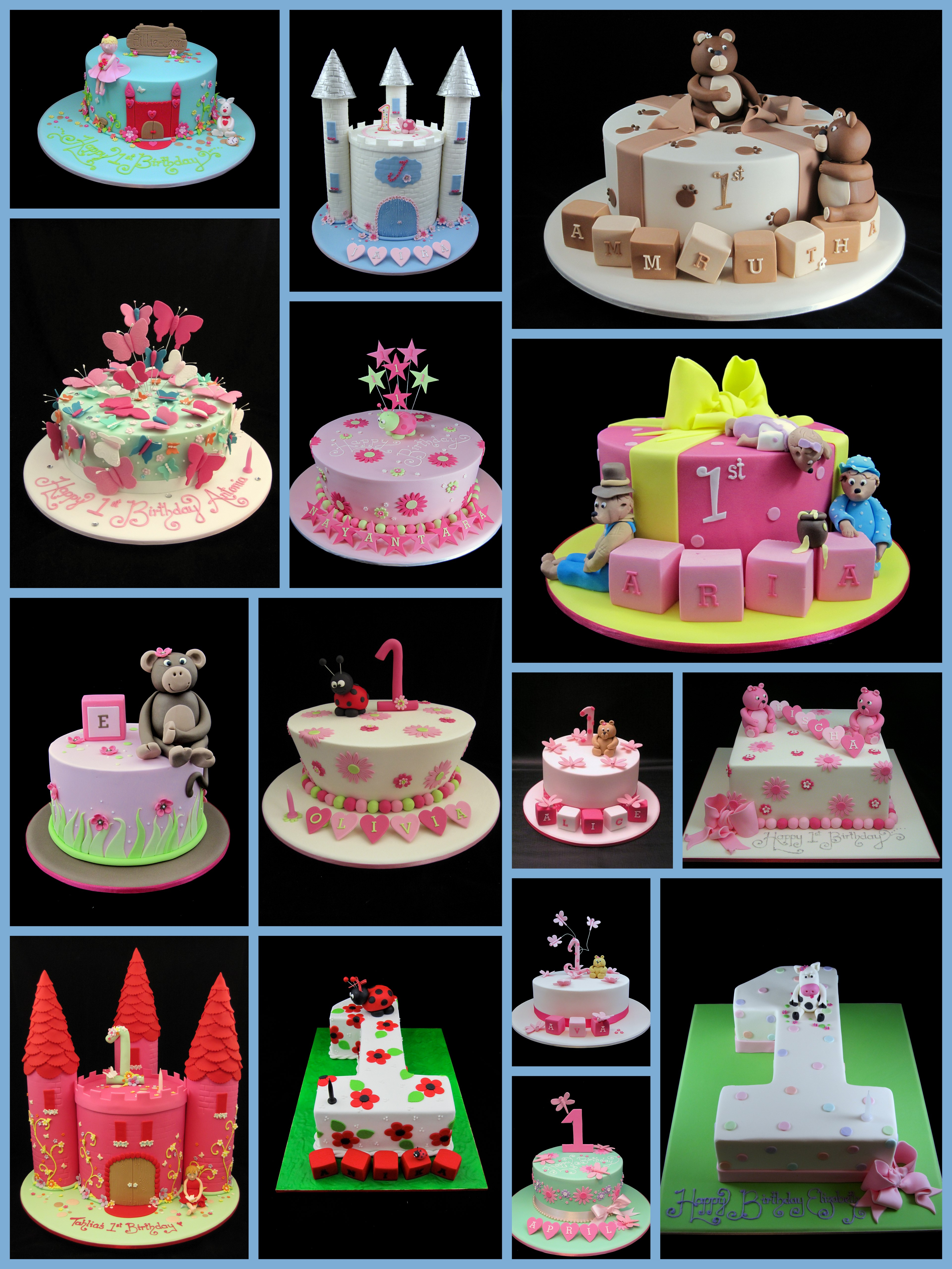 Women's Birthday Cake Ideas Pictures Of Birthday Cakes For Women 658 Classic Style Pictures