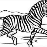 Zebra Coloring Pages Zebra Color Page Coloring Pages 6 Printable New Zebras Luxury Free