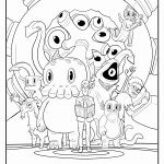 Zebra Coloring Pages Zebra Coloring Free Large Images New Best Sanrio Coloring Pages