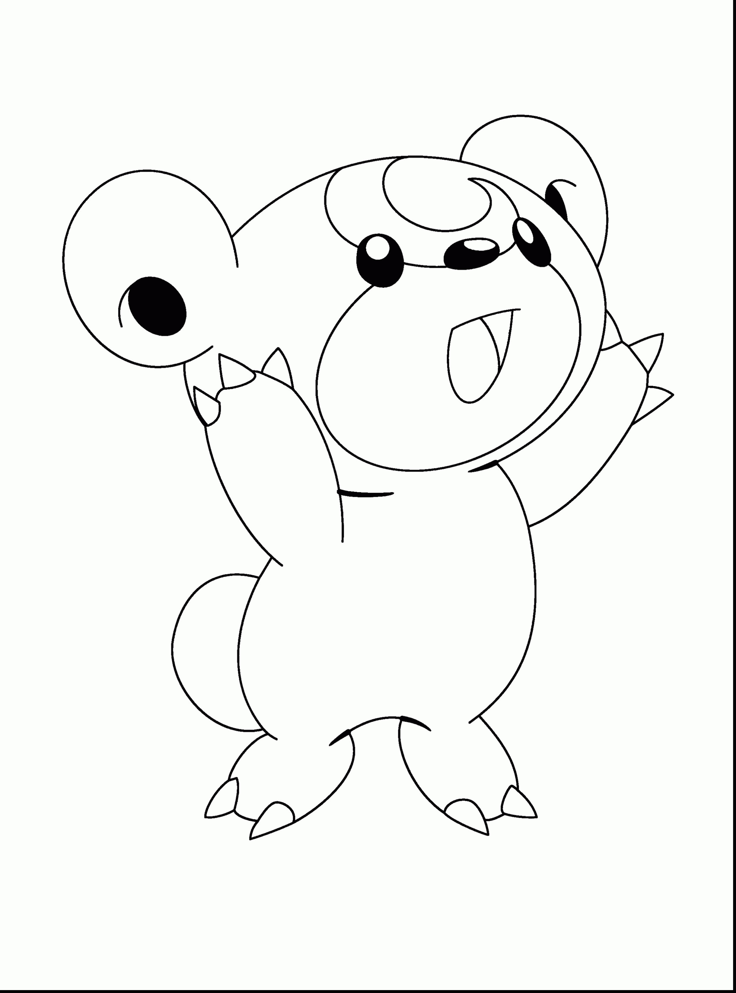 Eevee Coloring Pages 23 Pokemon